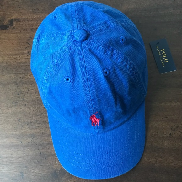 1ebceb15723 JUST IN Boys Polo Ralph Lauren Cap  Hat
